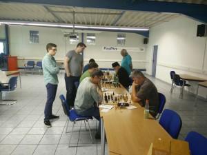 Manschaftskampf III-IV Bretter 5-8