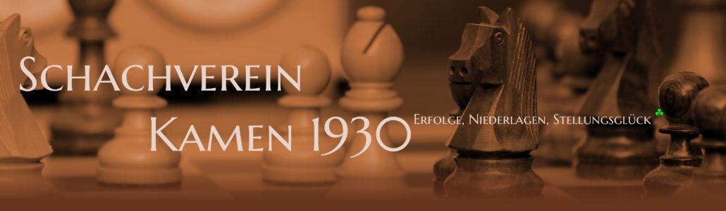 Schachverein Kamen 1930